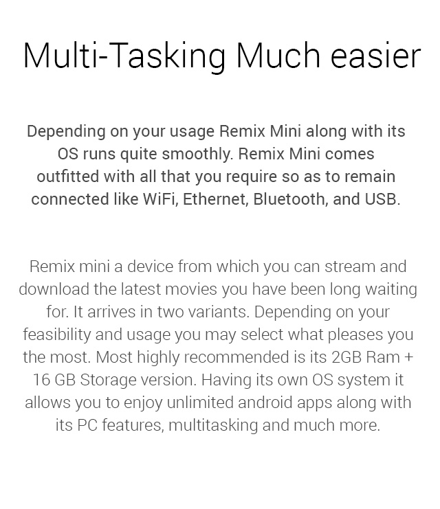 Remix Mini