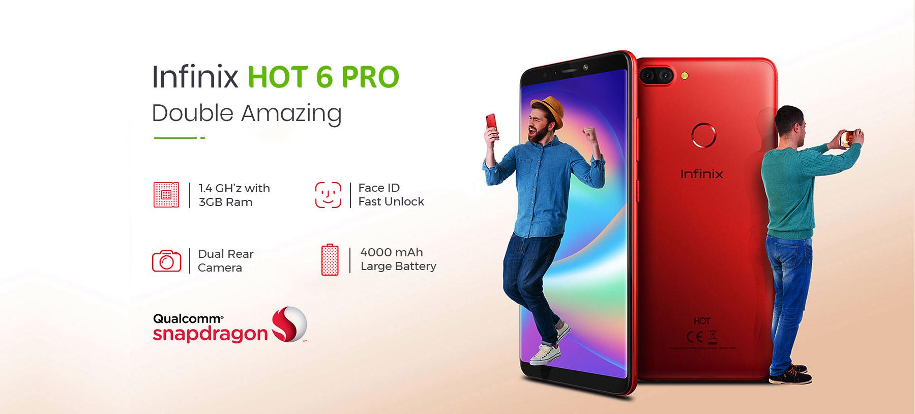 Infinix Hot6 Pro