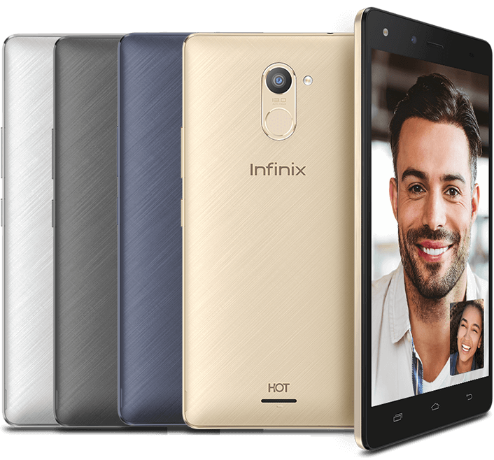 Infinix Hot4 Pro